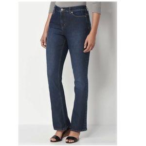 New Christopher & Banks Jeans Sz 12 Short